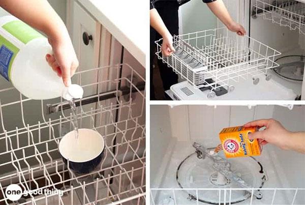 بوی نامطبوع ظرفشویی