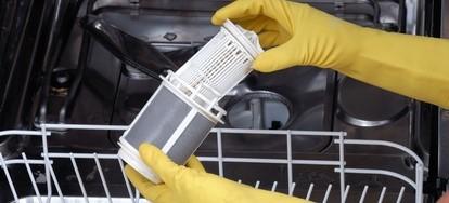 فیلتر ماشین ظرفشویی